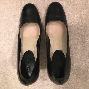 Calvin Klein black pumps size 8.5